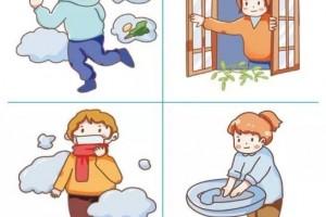 【科普】大众急性呼吸道流行症防控健康教育中心信息